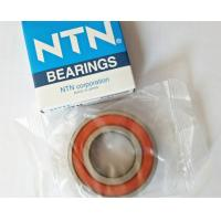 Deep groove ball bearing  NTN 6205LLU 25*52*15mm P5,P6 high precision widely used in reduction gears,machine tools etc. Manufactures
