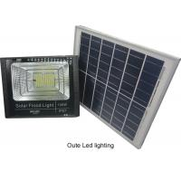 China Outdoor Solar Powered Motion Detector Lights , Solar Landscape Flood Lights Dusk To Dawn on sale