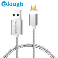 Super Magnetic Android Charger Micro USB Adapter Fast Quick Charging & Data Transfer Cable for any Android Phone Devices Manufactures