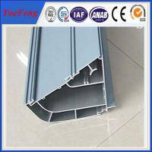 Aluminum profile silver anodisized t track slot aluminum / Anodized aluminum tumblers Manufactures