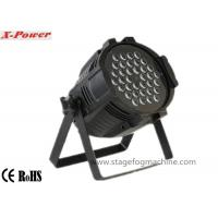 36 Pcs 1W / 3W RGB Led Par Can Lights  Automatic High Brightness Long Life Manufactures