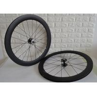 700c Fixed Gear Carbon Track Wheelset 9mm Front Axle Single Speed Design Manufactures