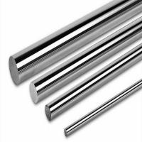 321 / 321h Stainless Steel Metal Bar , Stainless Steel Round Rod AISI ASTM Standard Manufactures