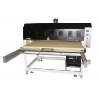 Industrial Hydraulic Sublimation Heat Press Machine Flatbed Heat Press For Sportswear Manufactures