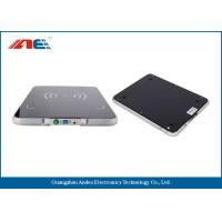 EMI Detection RFID Integrated Reader , Durable RFID Rs232 Reader For Card Manufactures