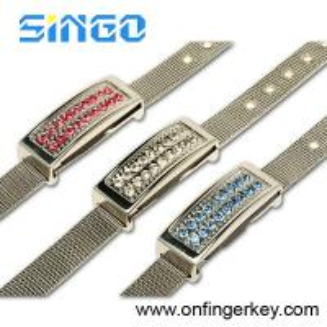 Bracelet USB Drive (WU6001) Manufactures
