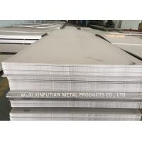 300 Series Hot Rolled Stainless Steel Sheet 321 No.4 Finish SGS Certificated Manufactures