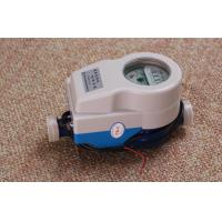 Wired / Wireless Remote Read Water Meter , Valve Controlled Smart Water Meter Manufactures