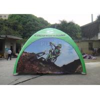 Waterproof Advertising Inflatable Tent , Inflatable Spider Tent CE Approved