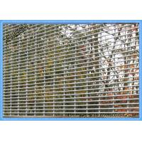 China Security 358 High Security Fence Glavnized And Electrostatic Polyester Powder Coated on sale