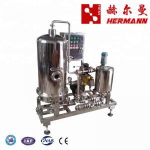 Beer Micro Membrane Filter Beer Filtration Equipment Stainless Steel 304 Beer Brewing Equipment Manufactures