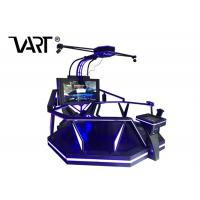 China Amusement Equipment Virtual Reality Game Machine With Interactive VR Games For Entertainment on sale
