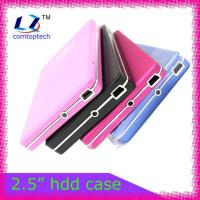 2.5 external hdd enclosure usb 2.0 hard drive case Manufactures