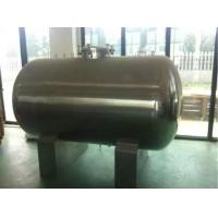 Cooling Water Tank Natural Ingredients Stainless Fermentation Tank ss304 / ss316 Manufactures