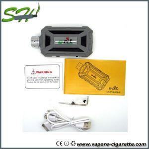China E-lvt Mod Vapor E Cigarette with rebuildable battery , mods e cig on sale