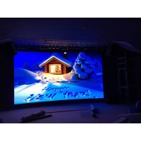 China RGB Kinglight SMD2727 Led Outdoor Advertising Screens P5 32*32 Dots Resolution on sale