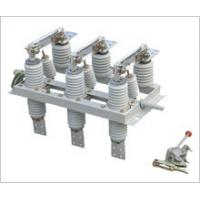 China Electrical High Voltage Disconnect Switch , 3 Phase Isolator Switch GN19-12 on sale