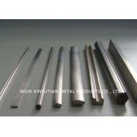 Quality NO.1 201 Acid White Stainless Steel Profiles Square Bar SGS Certificated for sale