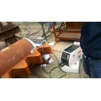 Air Cooled 5Kw Portable Induction Heating Machine , Plate Preheating Induction Heater Machine Manufactures