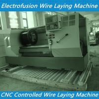 Buy cheap ELECTRO FUSION WIRE LAYING MACHINE,ELECTROFUSION WIRE LAYING,CANEX Wire laying from wholesalers