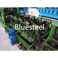 80mm - 350mm Quick Interchangeable C Z Purlin Cold Roll Forming Machine CE Manufactures