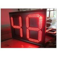 2 Digit LED Countdown Timer with GPS / RF IR Wireless Remote / Buttons Control Manufactures