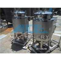 Reliable Quality Mobile Liquid Storage Tank(Ointment,Cream,Lotion) Manufactures
