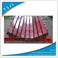 Rubber UHMWPE impact bars Manufactures