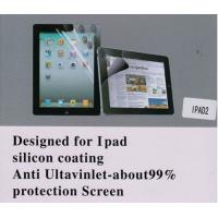 Customized Removable PET Tablet Protective Film, 10 Inch Computer Screen Protector Manufactures