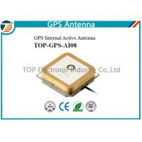 High Performance High Gain GPS Antenna For Cell Phone TOP-GPS-AI08 Manufactures