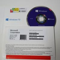 Microsoft Windows 10 Pro Upgrade Key , Windows 10 Professional Key Spanish Version Manufactures