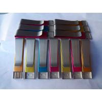 China 8GB clip Metal USB Memory drive with full capacity original flash chip (MY-UME36) on sale