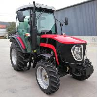 Quality Small Farm Compact Diesel Tractor Large Torque Reserve Low Fuel Consumption for sale