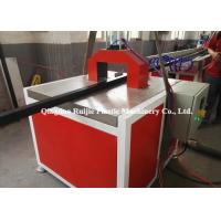 China PE PP Decking Plastic Profile Extrusion Line Energy Saving Outdoor Application on sale