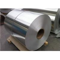Thickness 0.008 - 0.2mm  8011 Aluminum Coil For Waterproof Layer Or Shield Layer Manufactures