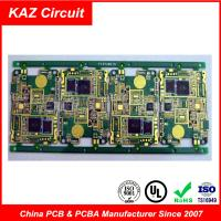 Green 1OZ HDI Printed Circuit Boards 0.8-3.2mm Lead Free Pcb Manufactures