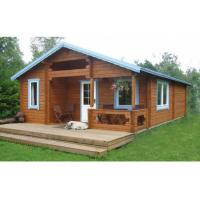 ESW-14144 Nice Wooden House 770x568 cm In 36mm 72mm 110mm Wall Manufactures