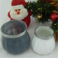 low candle holder snowflake candle holder Manufactures