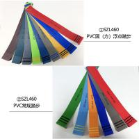 Red Or Green Floor Tile Accessories PVC Step Floating Point / Regular Manufactures