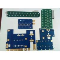 Metal Substrate Taconic Prototype PCB Assembly , Metal Core Printed Circuit Board Manufactures