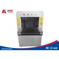 Little Single X Ray Baggage Scanner 0.01 Gym / H Leakage With Sounds And Light Alarm Manufactures