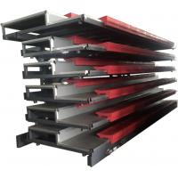 Easy Install Steel Structure Stadium Bleachers Large Rotating Platform For Events Manufactures