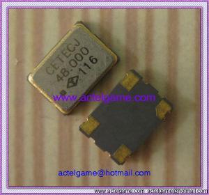 4800MHZ Crystal Oscillator Xbox360 Modchip Manufactures