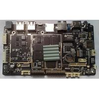 Anti Electromagnetic Quad Core Linux Board RK3288 Capacitive Touch AC100-240V 50-60HZ Manufactures