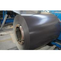 SGCC Grey Colored Coated Galvanized Steel Coil , Prepainted Glavanized Steel Coil Manufactures