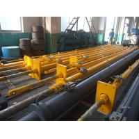 Precision Stainless Steel Long Stroke Hydraulic Cylinder For Shield Machine Manufactures