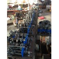High Speed Automatic Bobbin Winder Machine 250w Two Spindle Long Service Life Manufactures