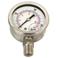 Quality Liquid Filled Pressure Gauge for sale