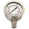 Buy cheap Liquid Filled Pressure Gauge from wholesalers