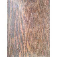 Light Weight Wood Grain Transfer Paper 1270mm No - Paint Smell For Kitchen Door Manufactures